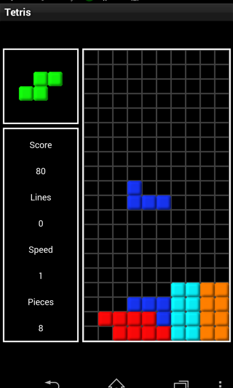 Скачать Tetris Deluxe HD на Андроид бесплатно, APK