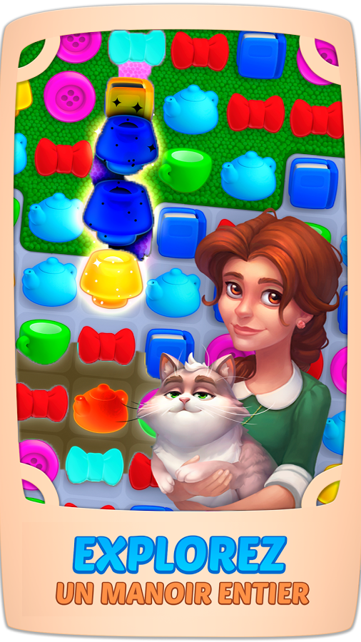 Android Homescapes Cheats Screen 1