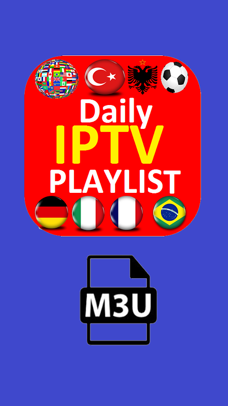 IPTV Daily New 2018 1.1 Screen 1