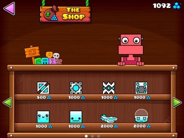 Geometry Dash World 1.03 Screen 7