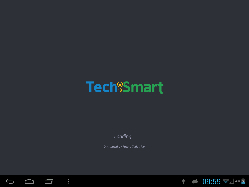 Android TechSmart Screen 1