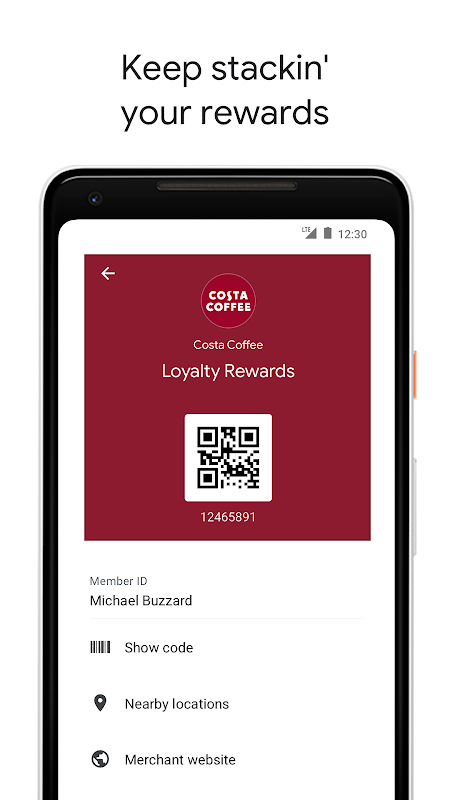 Android Android Pay Screen 10