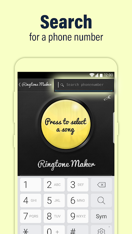 Android Call Ringtone Maker – MP3 & Music Cutter Screen 5