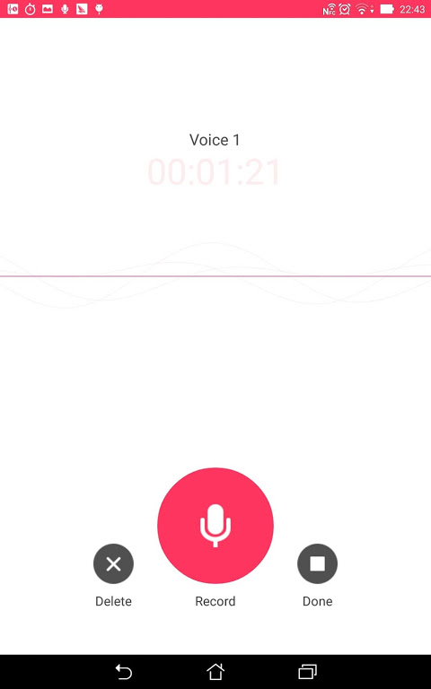 ASUS Sound Recorder 2.0.0.21_190411 Screen 7
