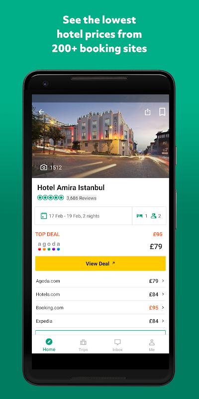 TripAdvisor Hotels Restaurants 32.2 Screen 9