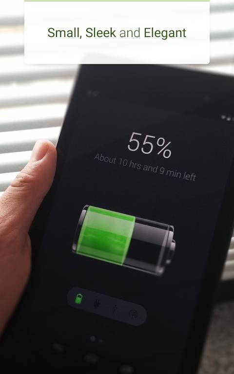 Battery 3.3 Screen 16