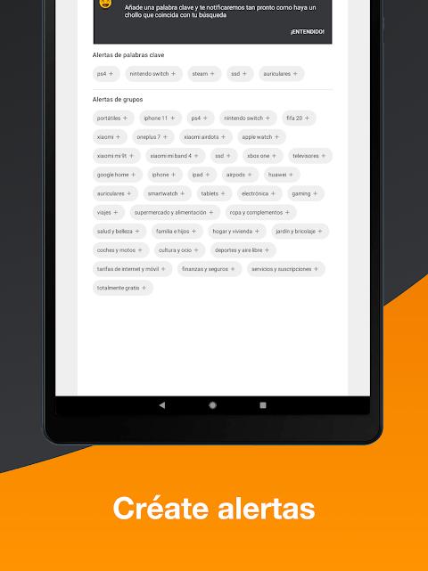 Android Chollometro – Chollos, Black Friday, ofertas Screen 5