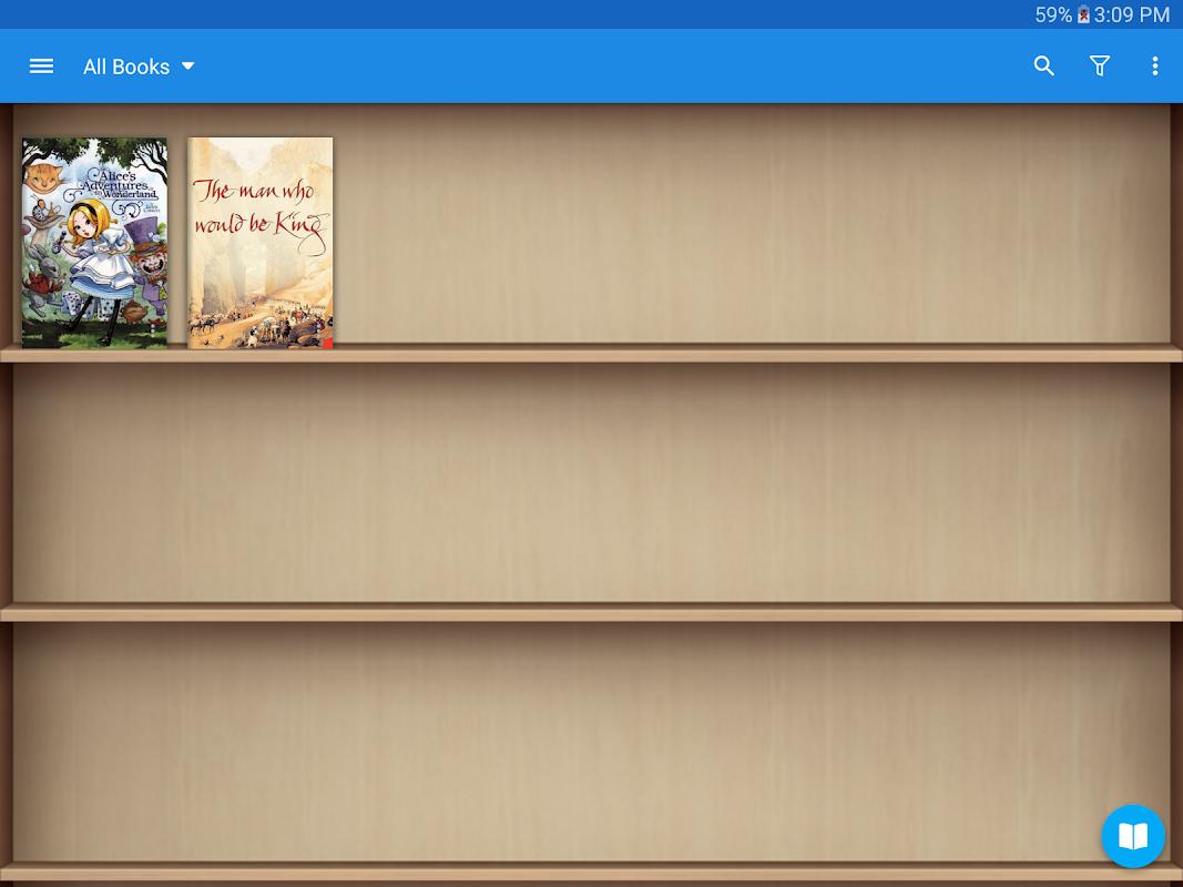 Moon+ Reader Pro 5.0.2 Screen 6