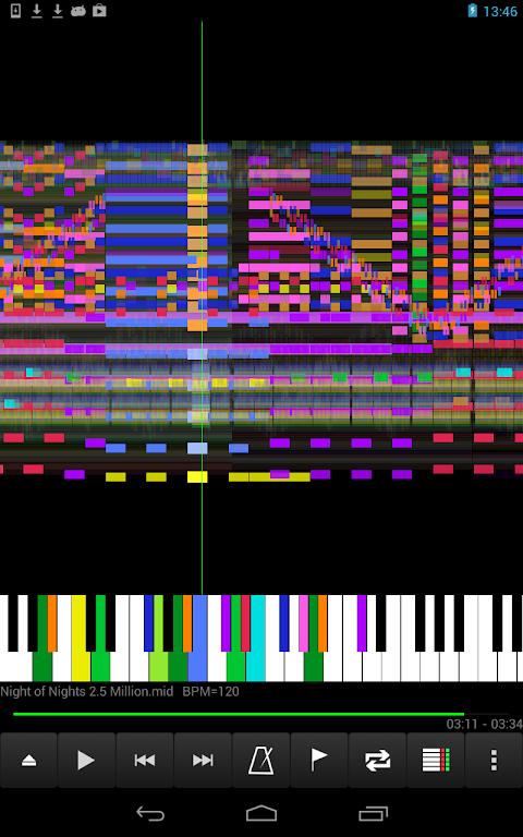 MIDI Voyager Karaoke Player 5.3.3 Screen 10