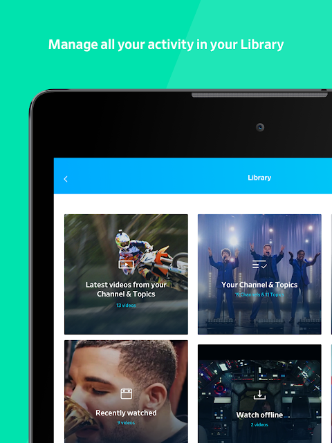 Dailymotion: Videos for now 1.31.29 Screen 6