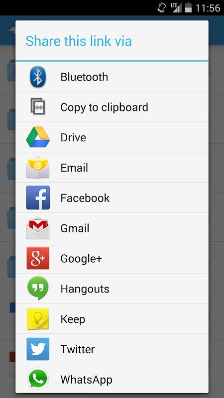Android MediaFire Screen 14