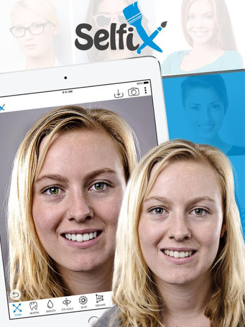 Selfix - Selfie Editor And Photo Retouch 1.0.34 Screen 7