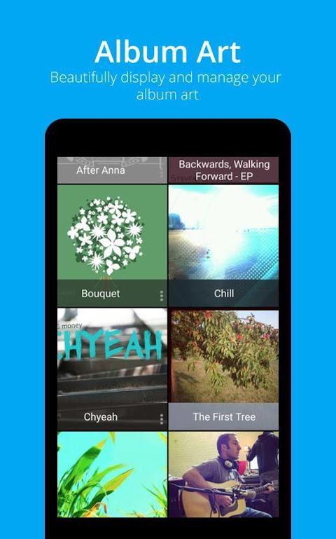 Android Rocket Player Premium Audio Screen 5