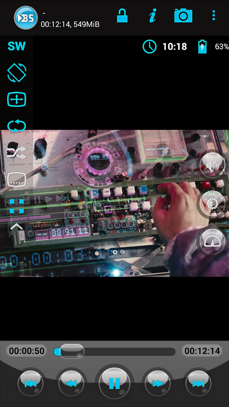 Android BSPlayer Screen 22