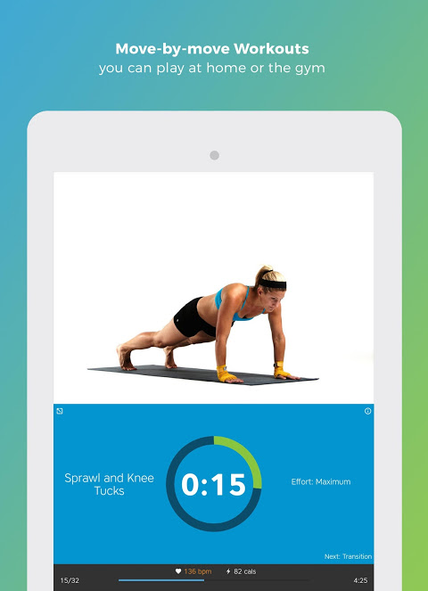Android Workout Trainer: fitness coach Screen 21