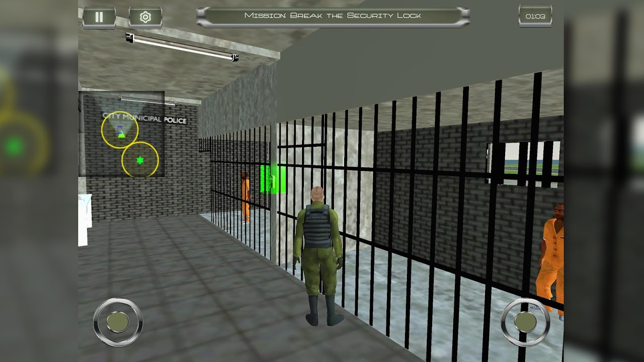 Army Criminals Transport Plane 2.0 1.0.1 Screen 16