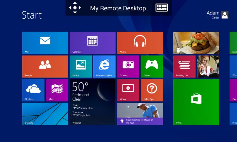 Microsoft Remote Desktop 8.0.5.24406 Screen 15