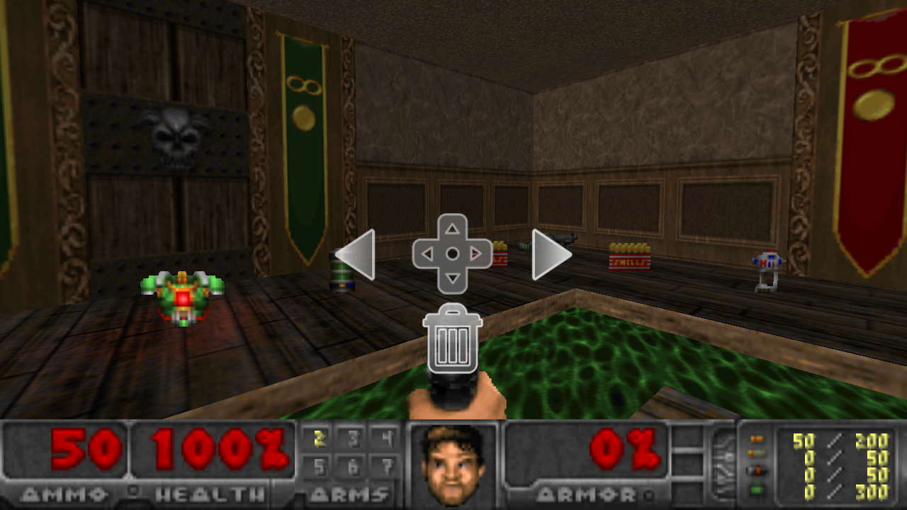 Delta Touch [THE Doom engine source port] 1 9 4 APK Download