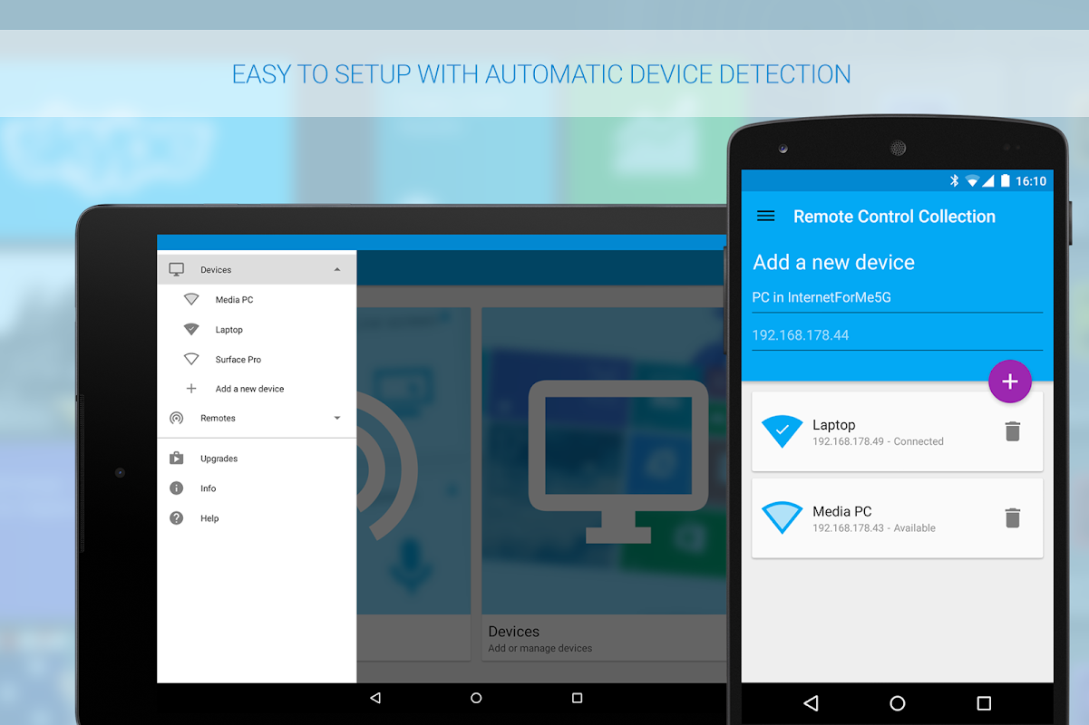 Android Remote Control Collection Screen 15
