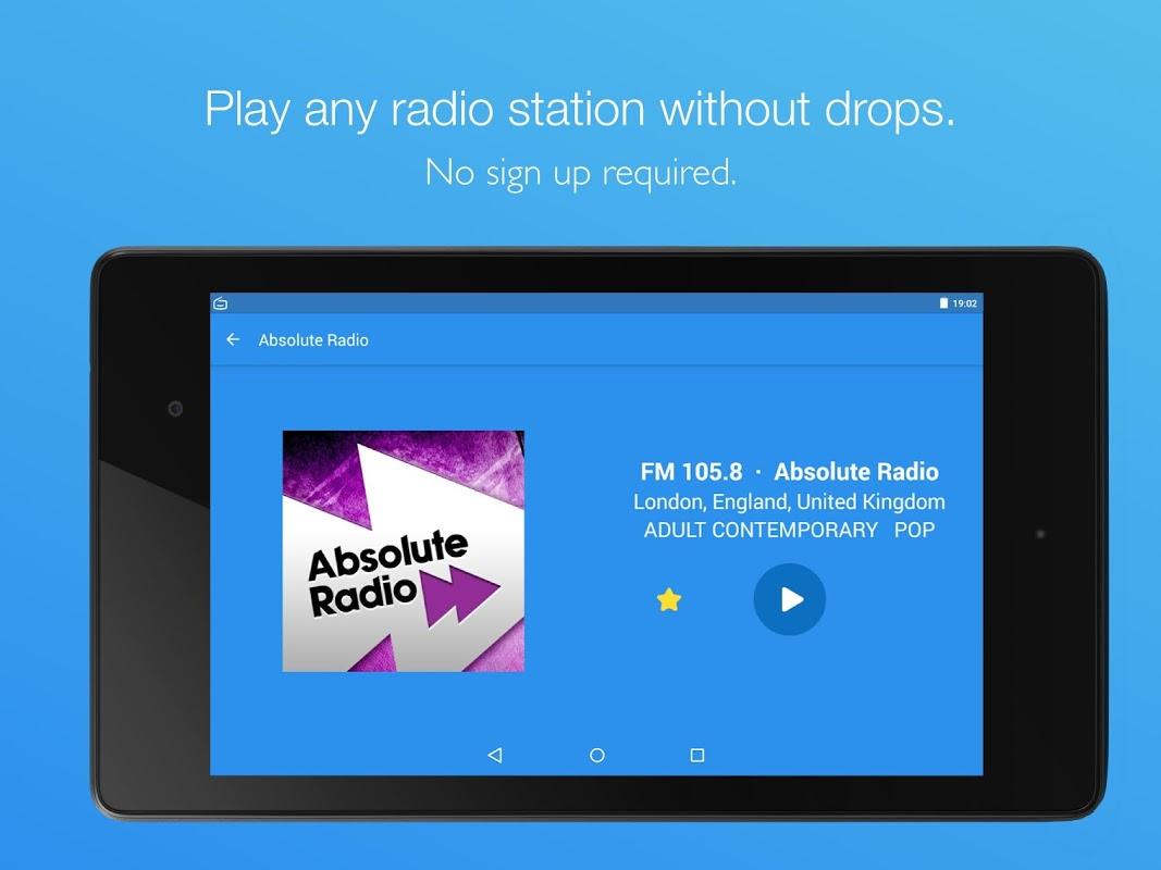 Simple Radio - Free Live FM AM Radio & Music 2.6.2 Screen 8