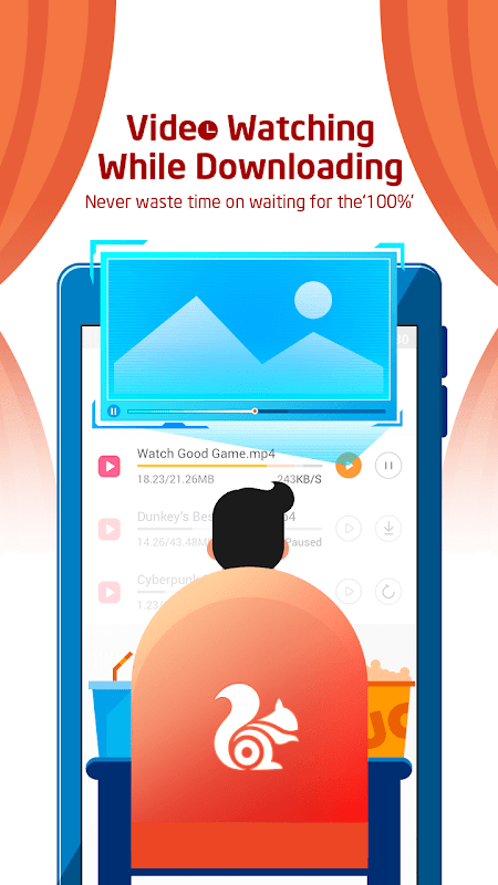 UC Browser 11.4.5.1005 Screen 4