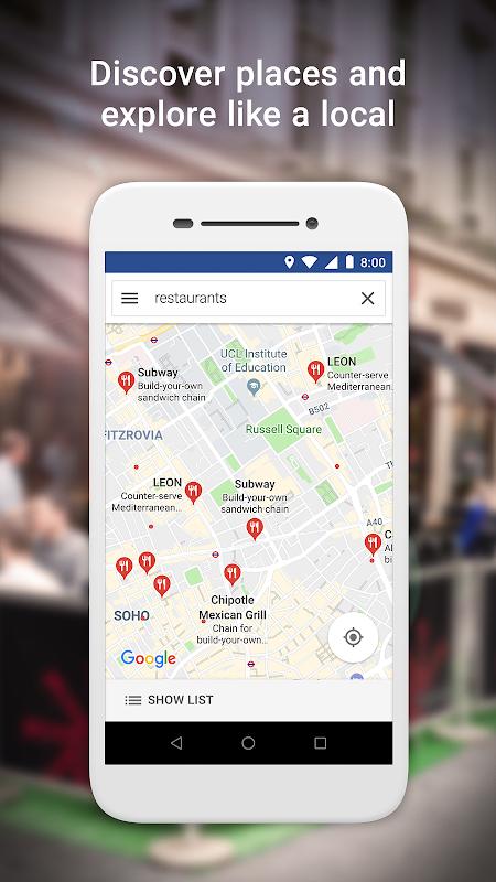 Google Maps Go – Directions, Traffic & Transport 98 Screen 5