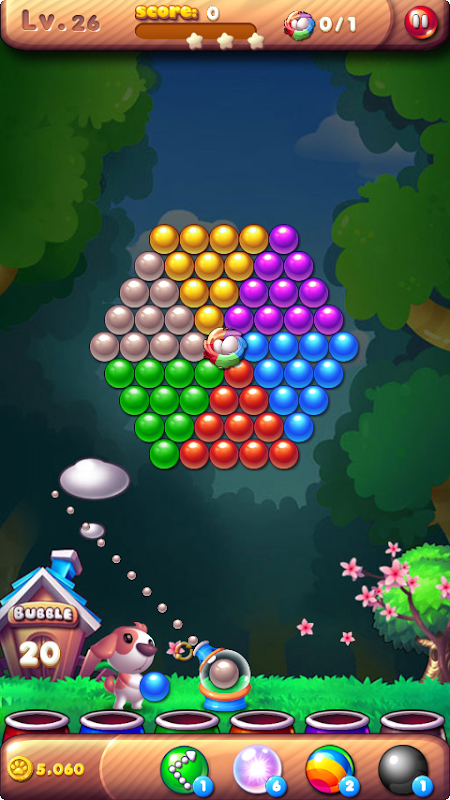 Android Bubble Bird Rescue 2 - Shoot! Screen 16