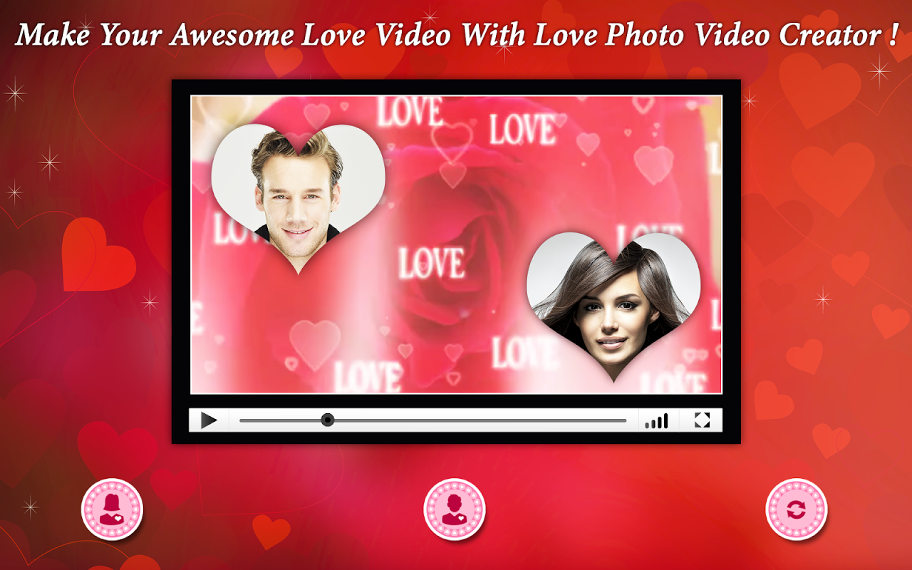 Android Love Video Creator Screen 6