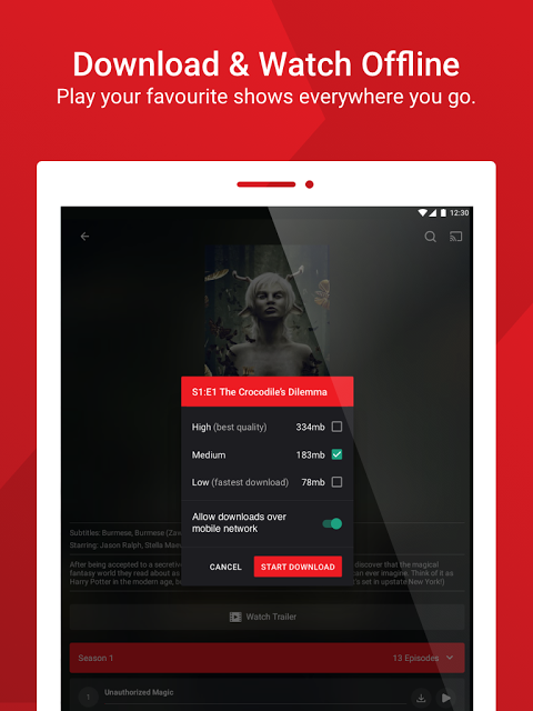 iflix 2.30.0-5774 Screen 14