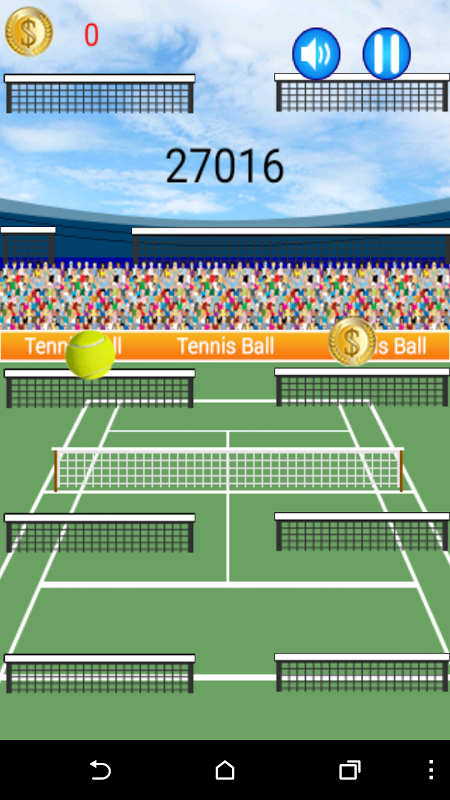 Android Tennis Champion Screen 7
