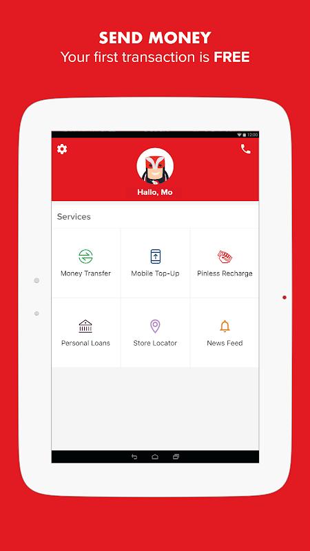 Android BOSS Revolution Money Screen 7