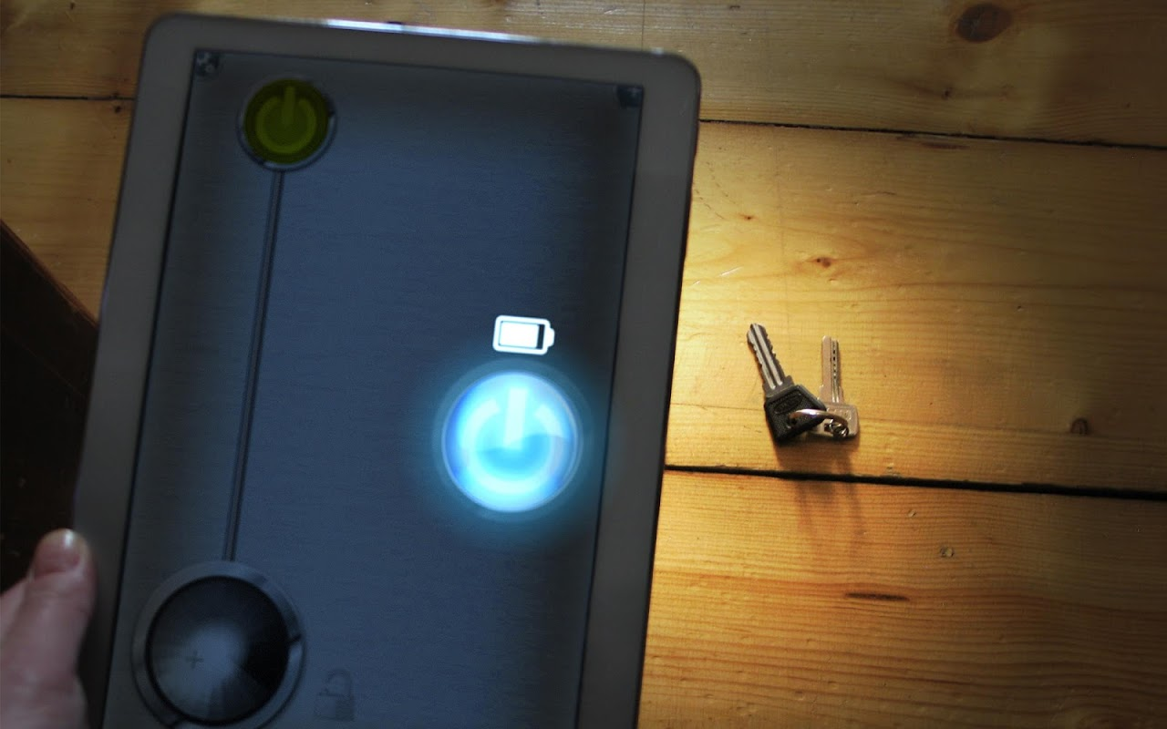 Torch Flashlight LED HD 2.00.52 (Google Play) Screen 2