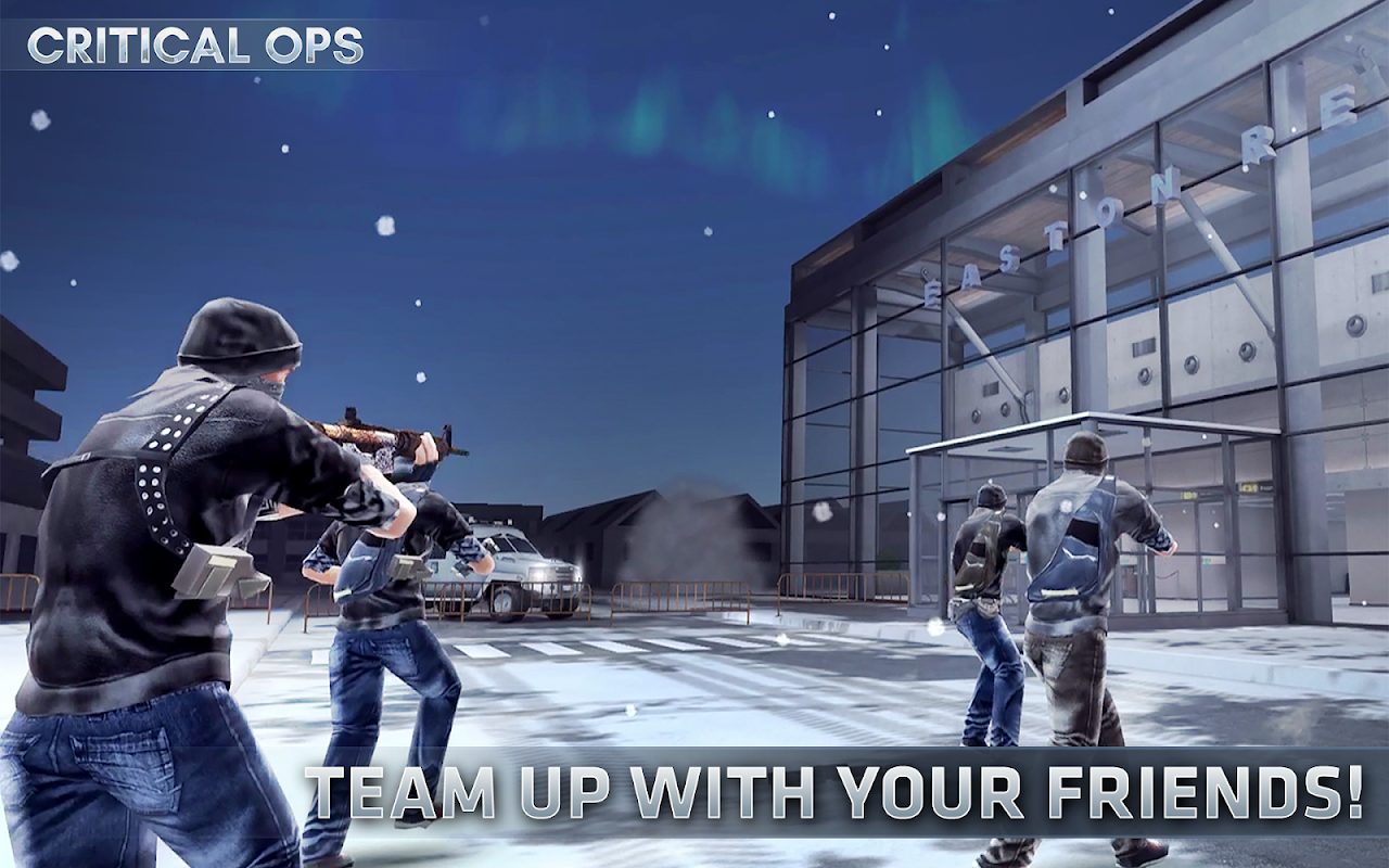 Critical Ops 1.5.0.f555 Screen 9