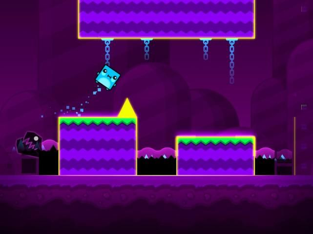Geometry Dash World 1.03 Screen 5