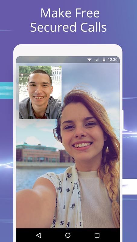 Android Viber Messenger Screen 2