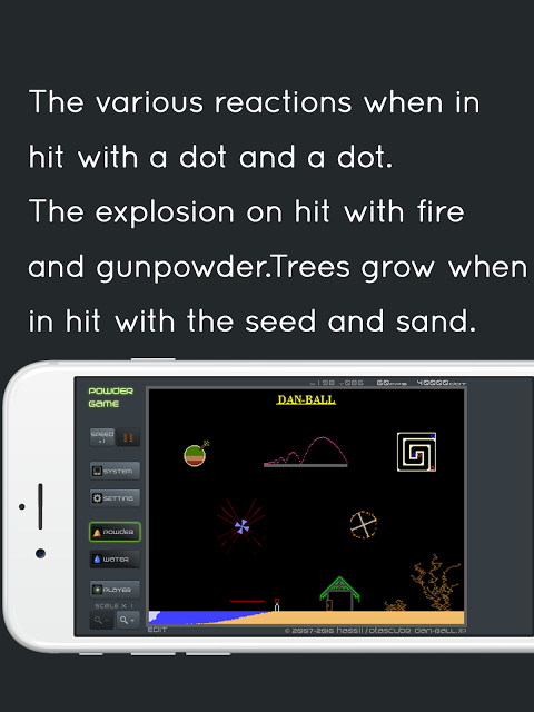 Powder Game 3.6.0 Screen 6