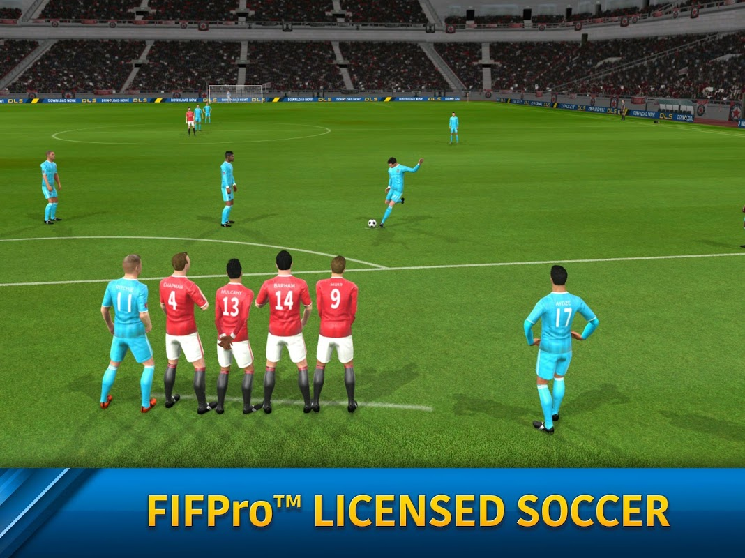 Dream League Soccer 2017 6.05 Screen 5
