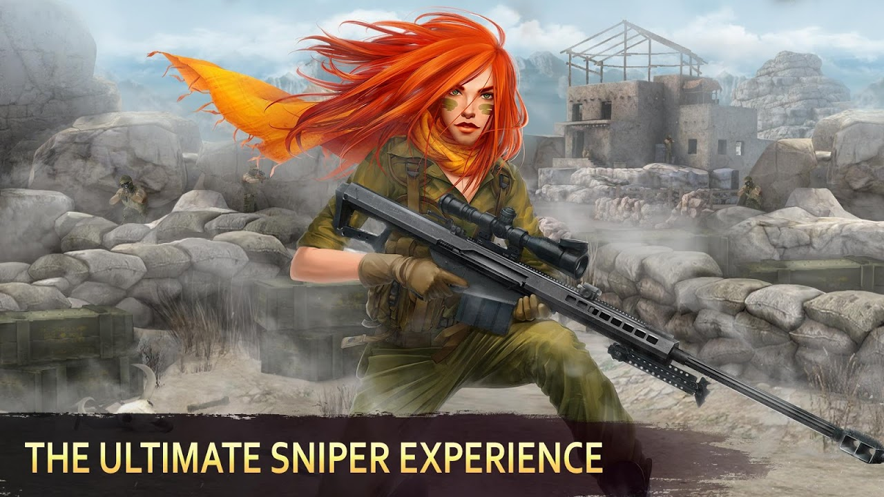 Android Sniper Arena: PvP Army Shooter Screen 5