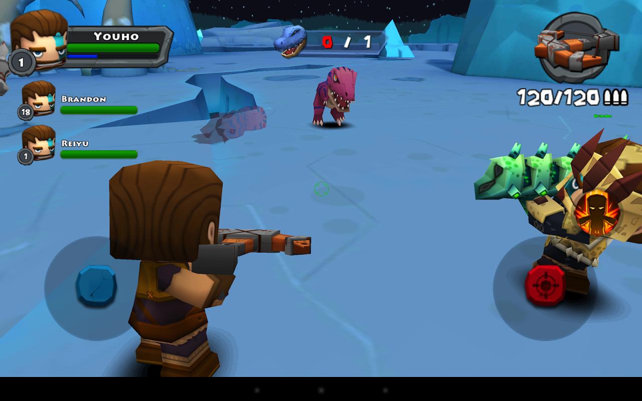 Android Call of Mini™ Dino Hunter Screen 6
