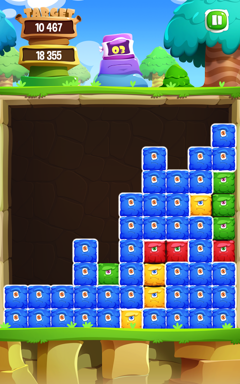 Android Pop Monster Dash Screen 10