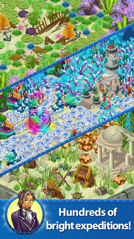 Treasure Diving 1.257 Screen 4