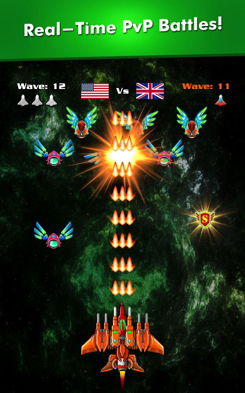 Galaxy Attack: Alien Shooter 5.57 Screen 6