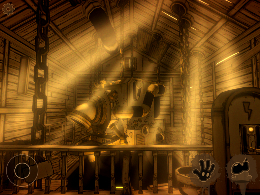 Android Bendy and the Ink Machine Screen 5