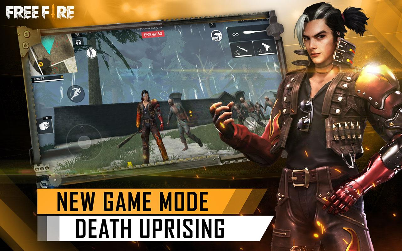 Android Garena Free Fire Screen 3