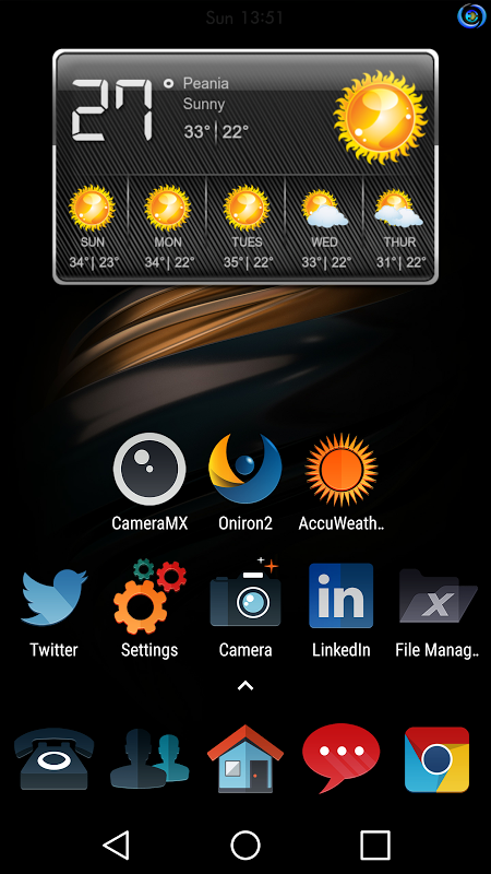 ProtonD Icon Pack 1.5 Screen 2