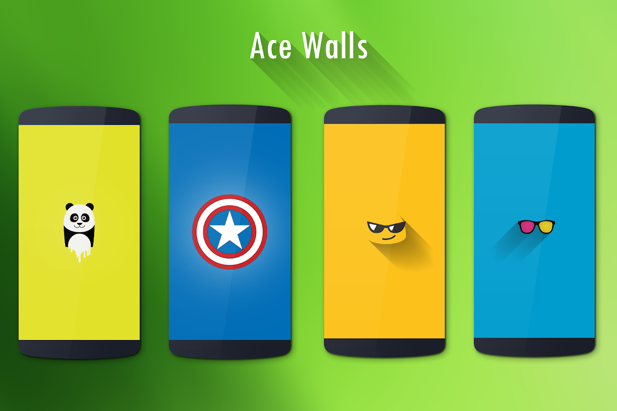 Android Ace Walls Screen 4