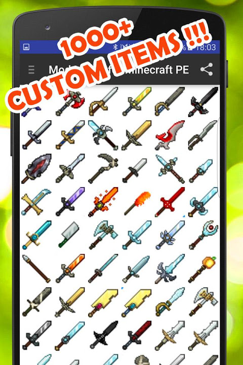 Mod Maker for Minecraft PE 1.3 Screen 1