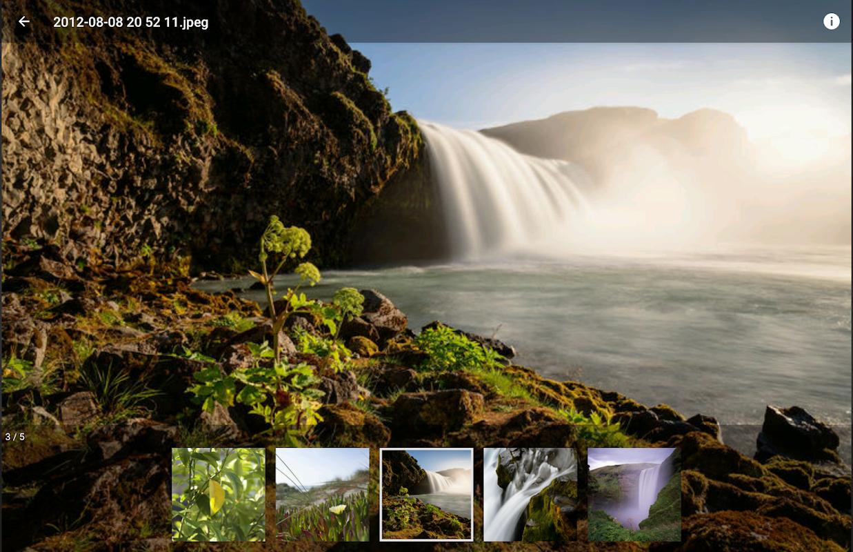 Oodrive Mobile 1.8 Screen 11