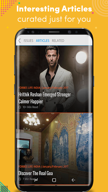Fortune India 7.4.1 Screen 1