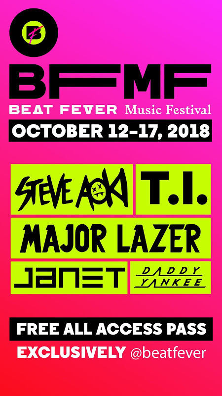 Android BEAT FEVER - Music Planet Screen 9